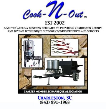 Cook-N-Out Outdoor Cooking Supplies and Rentals