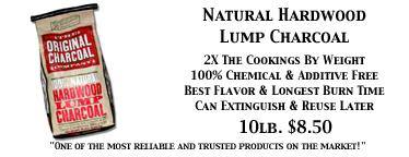 Original Charcoal Natural Lump