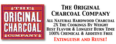 The Original Charcoal Company Lump And Rancher Natural Hardwood Briquette